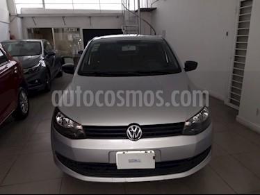 Volkswagen Gol Trend - usado (2015) color Gris precio $489.999