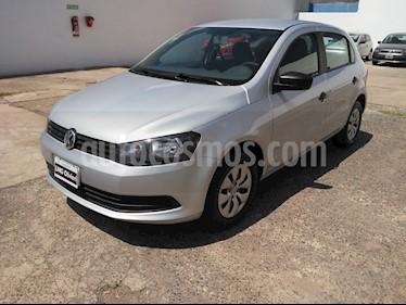 Volkswagen Gol Trend 5P Pack I usado (2015) color Plata precio $425.000