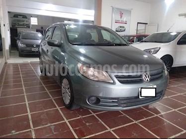 Volkswagen Gol Trend 5P Pack I usado (2010) color Gris Oscuro precio $250.000