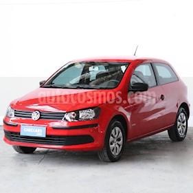Volkswagen Gol Trend 3P Pack I usado (2015) color Rojo precio $435.000