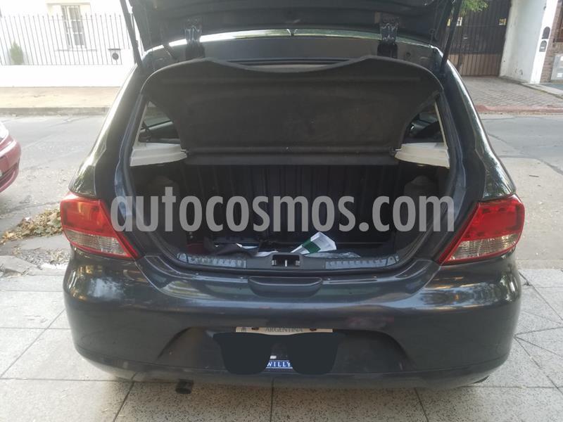 Volkswagen Gol Trend 5P Pack III usado (2009) color Gris Vulcano precio $420.000