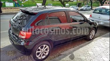 Volkswagen Gol Trend 3P Pack III usado (2010) color Negro precio $410.000