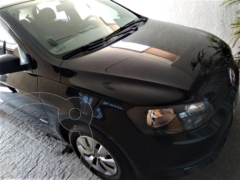 Volkswagen Gol Trend 5P Pack I usado (2013) color Negro precio $650.000