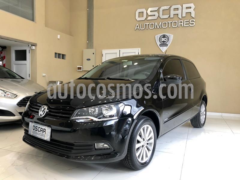 Volkswagen Gol Trend 3P Highline usado (2013) color Negro precio $649.000
