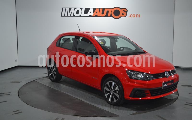 Volkswagen Gol Trend 5P Sportline usado (2017) color Rojo Flash precio $950.000