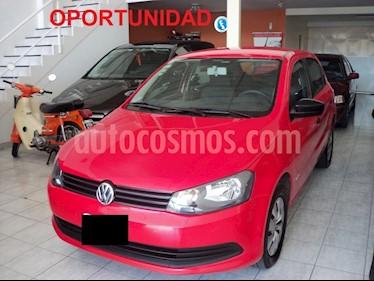 Volkswagen Gol Trend 1.6 5Ptas. Pack I (PM) usado (2013) color Rojo precio $349.900