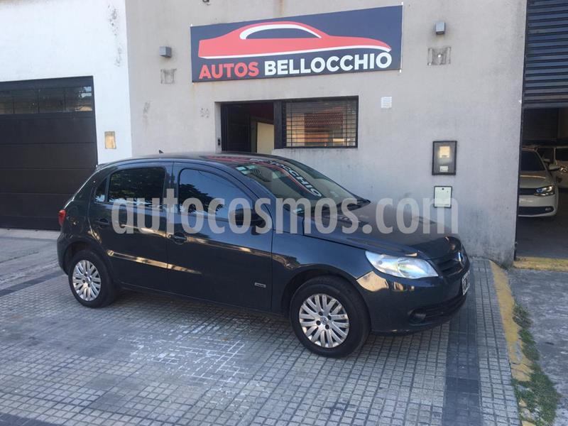 Volkswagen Gol Trend 5P Highline usado (2010) color Negro precio $470.000