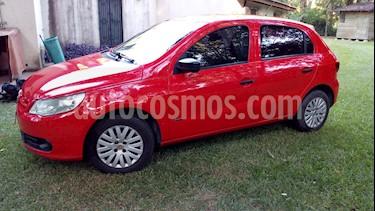 Volkswagen Gol Trend 5P Pack II usado (2009) color Rojo precio $290.000