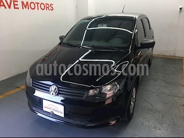 Volkswagen Gol Trend 5P Pack I usado (2014) color Negro precio $360.000