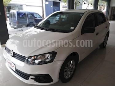 Volkswagen Gol Trend 5P Trendline usado (2017) color Blanco precio $5.980.000
