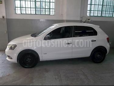 Volkswagen Gol Trend - usado (2013) color Blanco precio $330.000