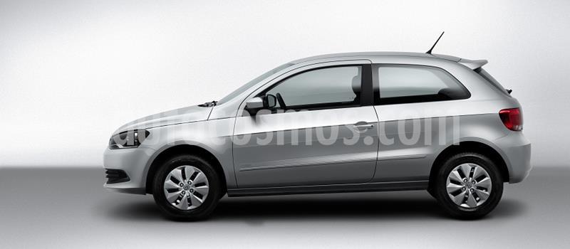 Volkswagen Gol Trend 1.6 5Ptas. Pack III (PM) usado (2017) color Gris precio $455.000