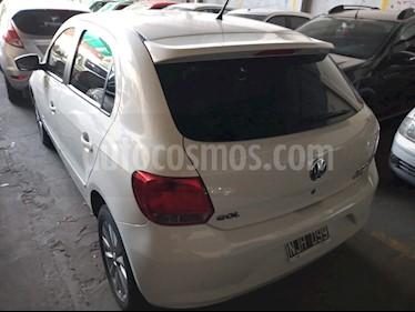 Volkswagen Gol Trend 5P Pack III I-Motion usado (2013) color Blanco Cristal precio $490.000