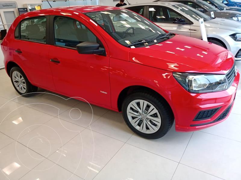 Foto OfertaVolkswagen Gol Trend 5P Trendline nuevo color Rojo Flash precio $1.529.900