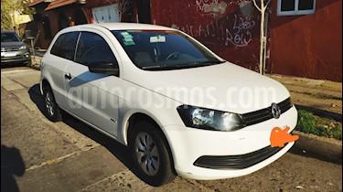 Volkswagen Gol Trend 3P Serie usado (2015) color Blanco precio $405.000
