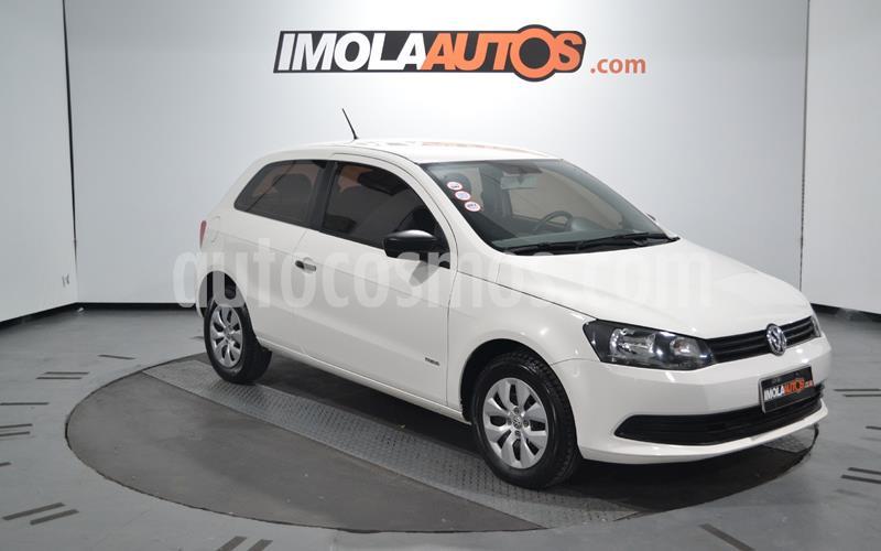Volkswagen Gol Trend 3P Serie usado (2016) color Blanco Cristal precio $620.000