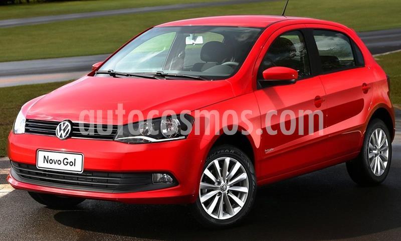 Volkswagen Gol Trend 5P Trendline nuevo color Rojo precio $1.217.650