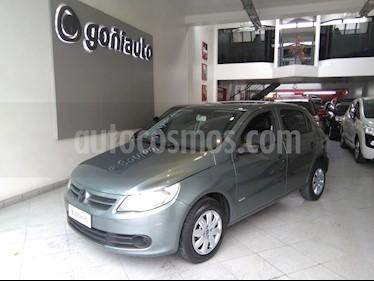 Volkswagen Gol Trend - usado (2011) color Verde precio $350.000