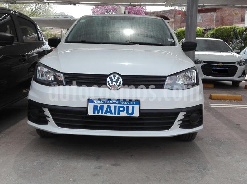 Volkswagen Gol Trend 3P Trendline usado (2017) color Blanco precio $675.000