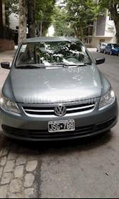 Volkswagen Gol Trend 5P Pack III usado (2011) color Gris Vulcano precio $350.000