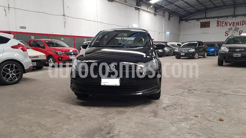 Volkswagen Gol Trend 5P Pack I usado (2013) color Negro precio $498.000