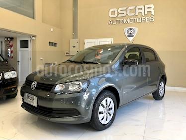 Volkswagen Gol Trend 5P Pack II usado (2013) color Gris precio $499.000