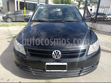 Volkswagen Gol Trend 5P Pack I usado (2009) color Negro precio $295.000