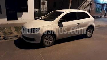Volkswagen Gol Trend 3P Pack I usado (2016) color Blanco Cristal precio $390.000