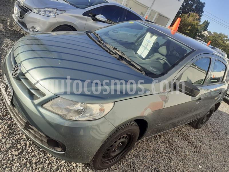 Volkswagen Gol Trend 5P Pack I usado (2010) color Gris Vulcano precio $580.000