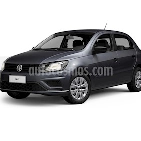 Volkswagen Gol Trend 5P Trendline usado (2020) color Plata precio $838.000