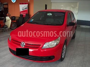 Volkswagen Gol Trend - usado (2012) color Rojo precio $319.900