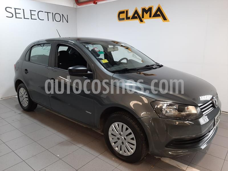Volkswagen Gol Trend 5P Comfortline usado (2015) color Gris Platino precio $650.000