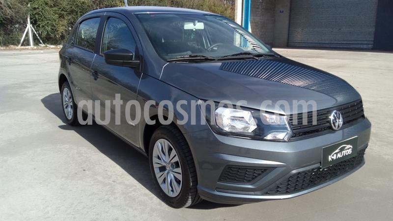 Volkswagen Gol Trend 5P Trendline usado (2020) color Plata precio $815.000