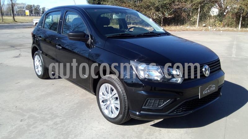 Volkswagen Gol Trend 5P Trendline usado (2020) color Negro precio $799.000