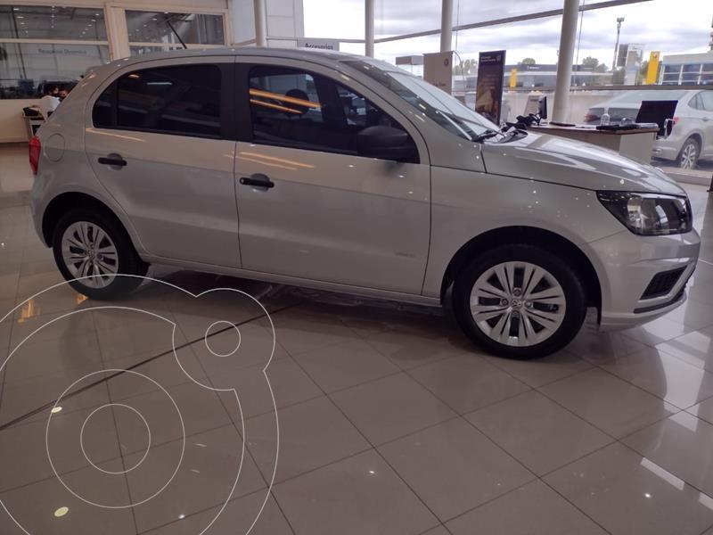 Foto Volkswagen Gol Trend 5P Trendline nuevo color Gris Platino financiado en cuotas(anticipo $380.000 cuotas desde $14.000)