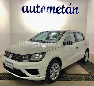 Foto Volkswagen Gol Trend 5P Trendline usado (2019) color Blanco precio $545.000