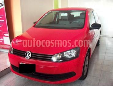 Volkswagen Gol Trend - usado (2014) color Rojo precio $449.900