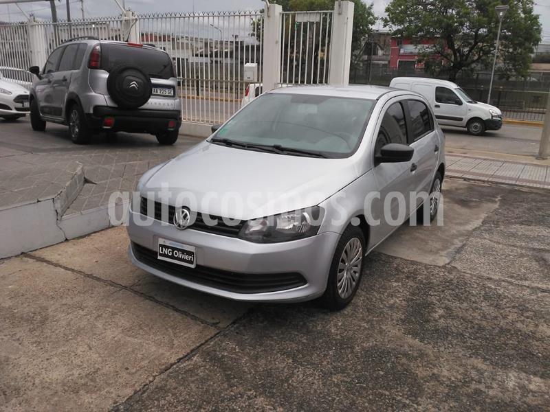 Volkswagen Gol Trend 5P Pack II usado (2013) color Plata precio $680.000