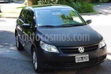 Volkswagen Gol Trend 5P Pack III usado (2009) color Negro precio $240.000