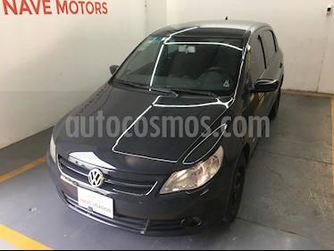 Volkswagen Gol Trend 5P Pack I usado (2011) color Negro precio $298.000