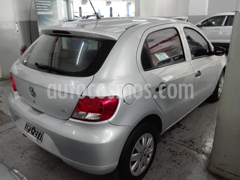 Volkswagen Gol Trend 1.6 5Ptas. Pack III ABS (PM) usado (2010) color Gris Plata  precio $450.000