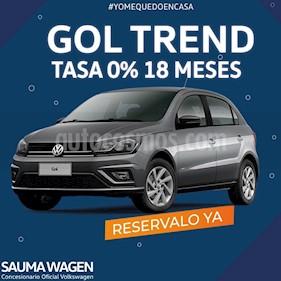 Volkswagen Gol Trend 5P Comfortline nuevo color A eleccion precio $795.000