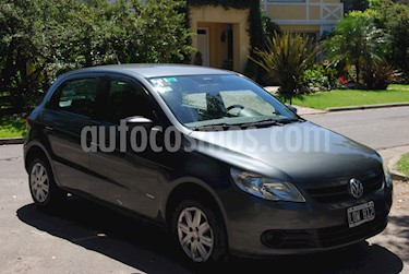 Volkswagen Gol Trend 5P Pack I usado (2012) color Gris precio $325.000