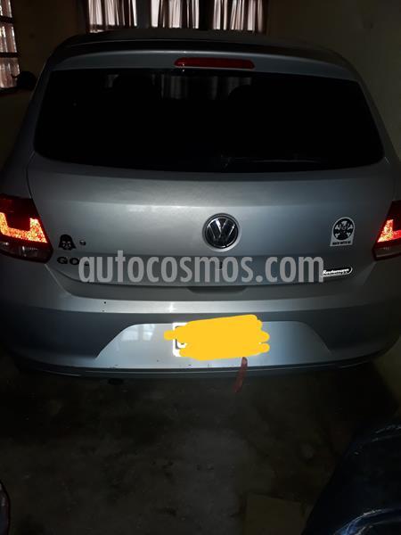 Volkswagen Gol Trend 3P Serie usado (2014) color Plata precio $530.000