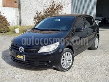 Volkswagen Gol Trend 5P Pack III usado (2010) color Negro precio $245.000