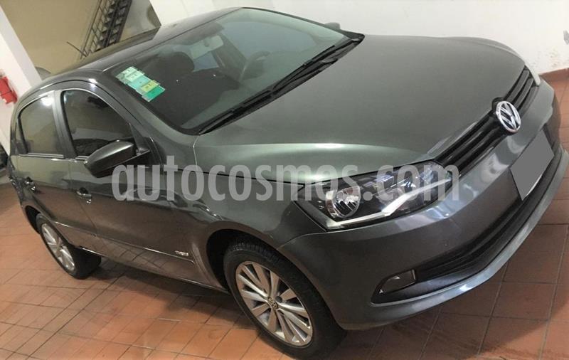 Volkswagen Gol Trend 5P Pack III usado (2014) color Gris precio $655.000