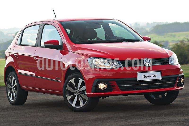 Foto Volkswagen Gol Trend 5P Trendline nuevo color Rojo precio $1.230.150
