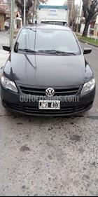 Volkswagen Gol Trend 5P Pack II usado (2011) color Gris Vulcano precio $395.000