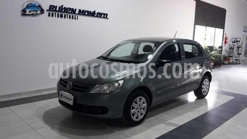 Volkswagen Gol Trend 1.6 5Ptas. Pack I (PM) usado (2012) color Gris Oscuro precio $550.000