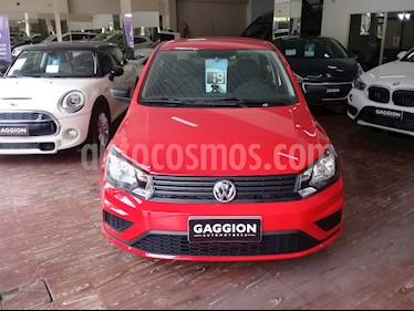 Foto Volkswagen Gol Trend 5P Trendline 2018/19 usado (2019) color Rojo Flash precio $1.111